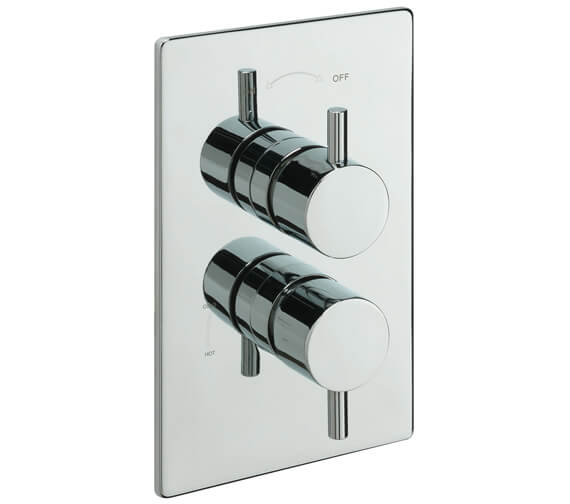 Tre Mercati Bella Concealed Thermostatic Shower Valve