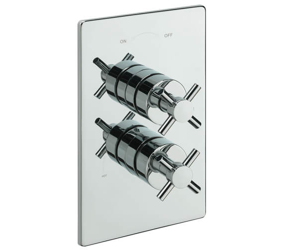 Tre Mercati Erin Concealed Thermostatic Shower Valve