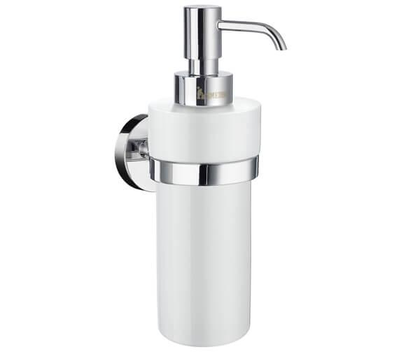 Smedbo Home Holder With Soap Dispenser
