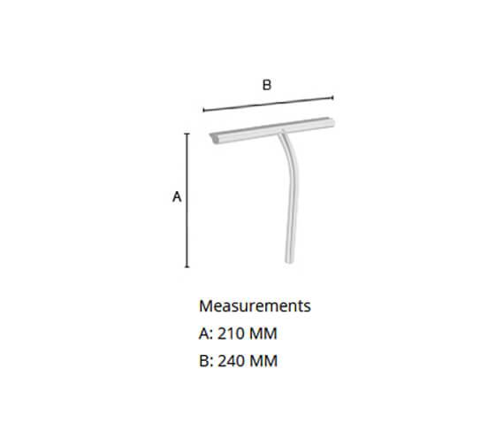 Technical drawing QS-V100367 / DK2140