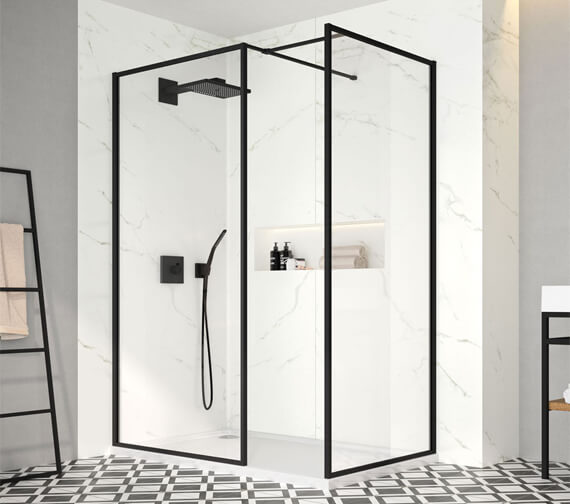Additional image of Merlyn Showers  BLKFSW80