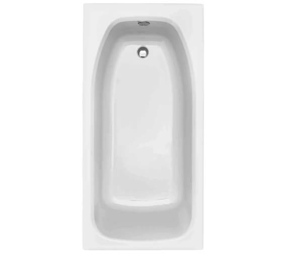 Heritage Belmonte 1524 x 750mm Single Ended Fitted Bath