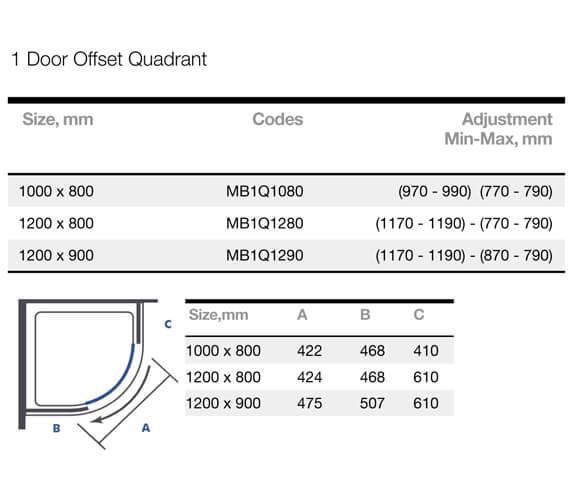 Technical drawing QS-V9356 / MB1Q1080