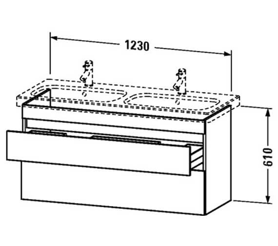 Technical drawing QS-V63442 / DS649804343