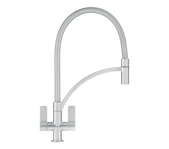 Alternate image of Franke Wave Pull-Out Nozzle Kitchen Sink Mixer Tap