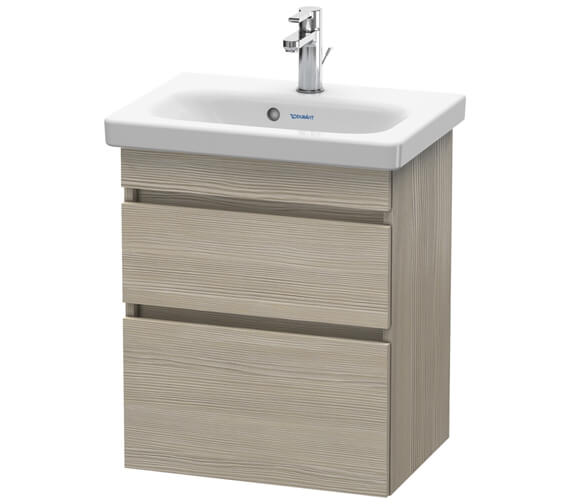 Duravit DuraStyle Compact Vanity Unit With 2 Drawers