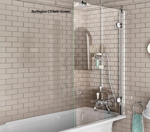 Additional image of Burlington Arundel Cleargreen Bath