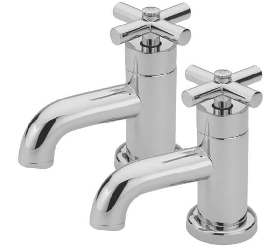 Tre Mercati Maverick Bath Taps Pair