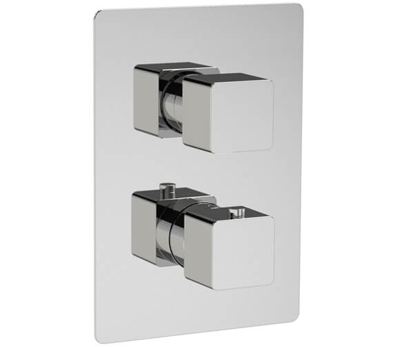 Methven Kiri 2 Outlet Concealed Thermostatic Shower Mixer Valve