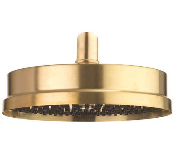 Additional image of Crosswater MPRO Industrial Easy Clean 200mm Single Function Shower Head