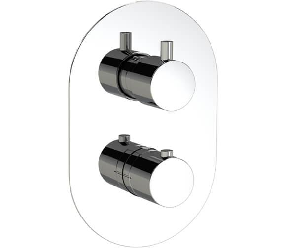 Methven Kaha 2 Outlet Concealed Thermostatic Shower Mixer Valve