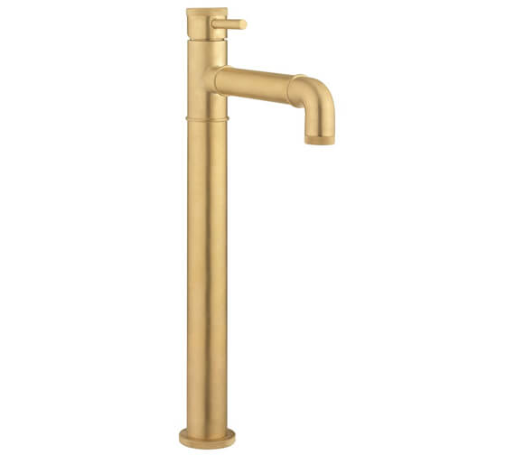Additional image of Crosswater MPRO Industrial Tall Monobloc Basin Tap