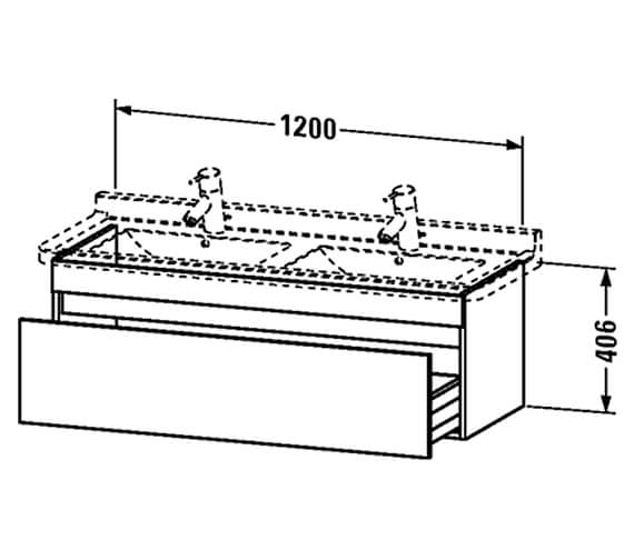Technical drawing QS-V24981 / DS639005252