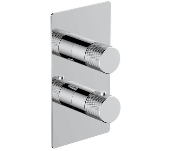 RAK Amalfi 2 Handle Thermostatic Concealed Shower Valve