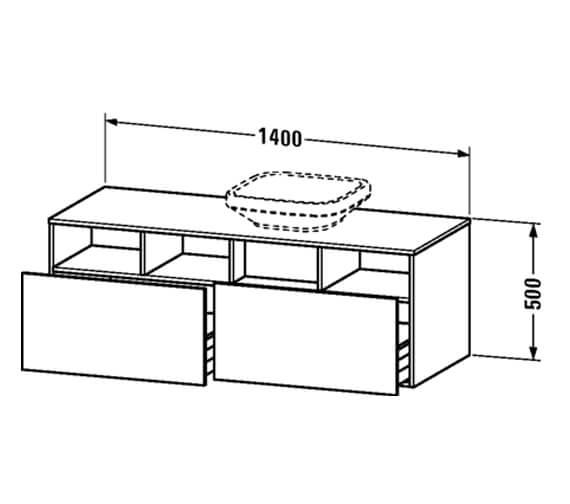 Technical drawing QS-V24998 / DS6785L5252