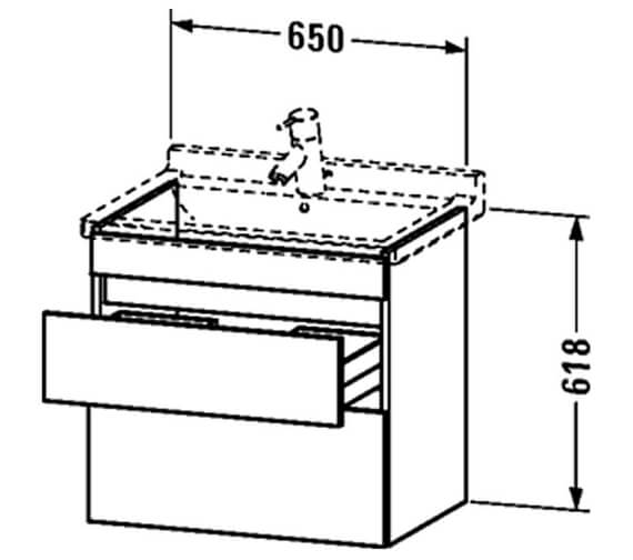 Technical drawing QS-V24992 / DS648705353