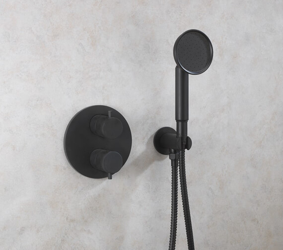 Additional image of Crosswater MPRO Industrial Crossbox Thermostatic Shower Valve