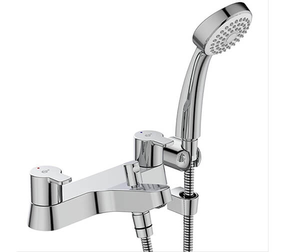 Ideal Standard Calista Dual Control Bath Shower Mixer Tap