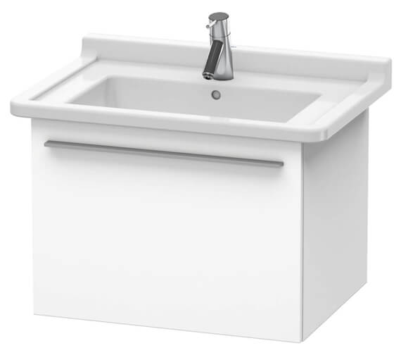 Duravit X-Large 1 Pull Out Compartment Vanity Unit For Starck 3 Basin