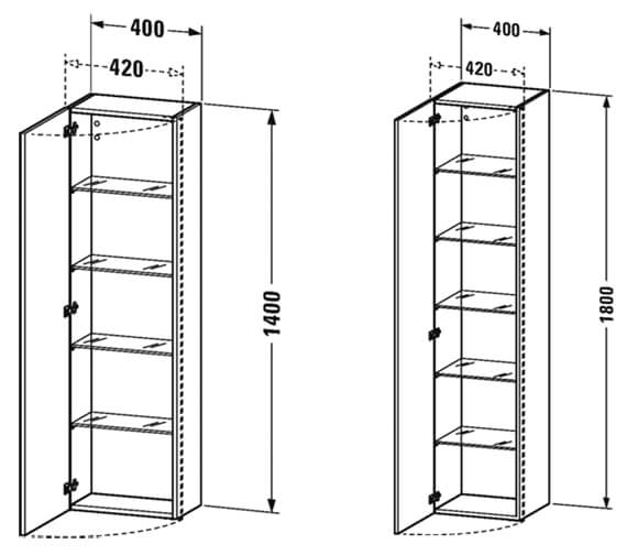 Technical drawing QS-V63793 / DS1218L1818
