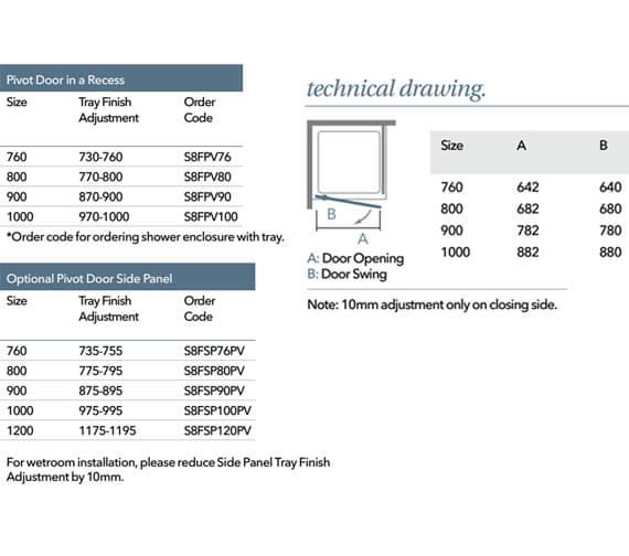 Technical drawing QS-V103445 / S8FPV76