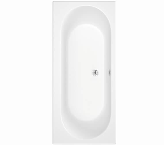Harrison Bathrooms Cascade Double Ended Bath