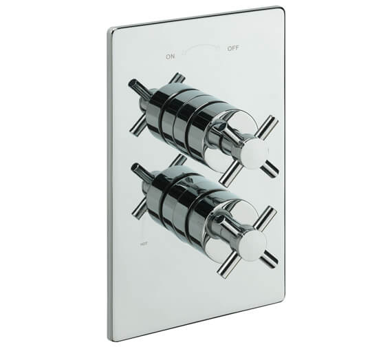 Tre Mercati Erin Thermostatic Shower Valve With 2 Way Diverter
