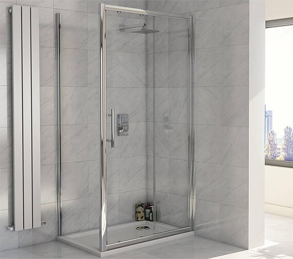Harrison Bathrooms A8 1900mm Height Sliding Door
