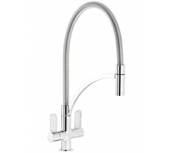 Abode Genio Kitchen Sink Mixer Tap