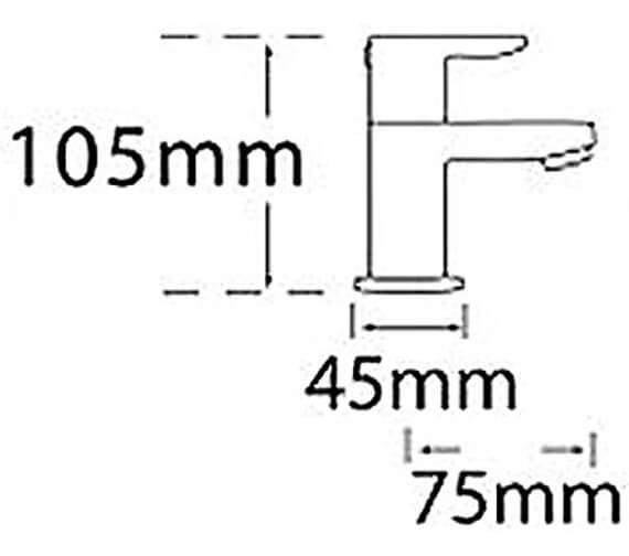 Technical drawing QS-V31343 / 1210
