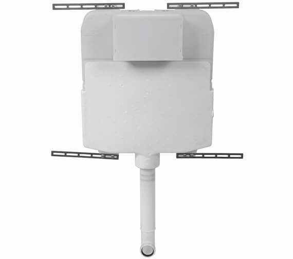 Harrison Bathrooms Inwall Concealed Cistern With Polystyrene Jacket And Top Inlet