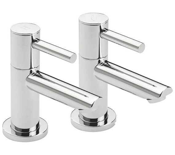 Tre Mercati Poppy Pair Of Bath Tap