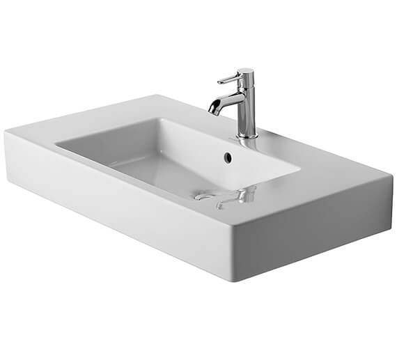 Duravit Vero 1 Tap Hole Furniture Washbasin