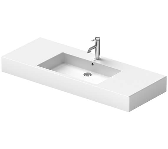 Additional image of Duravit Vero 1 Tap Hole Furniture Washbasin