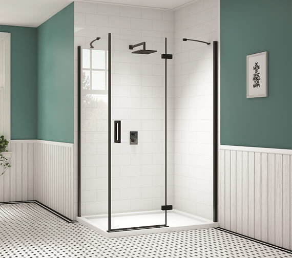 Additional image of Merlyn Showers  BLKH900REC