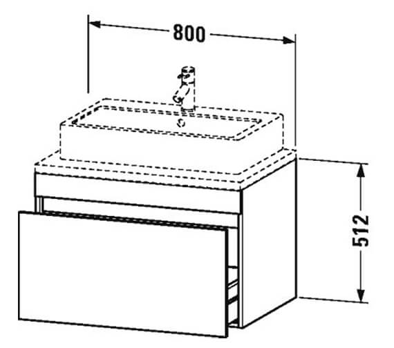 Technical drawing QS-V101357 / DS531001818