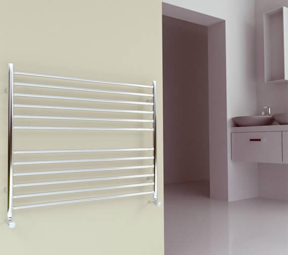 SBH Midi Flat Towel Radiator 1000mm x 810mm
