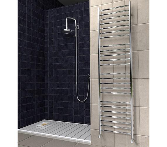 SBH Mega Flat Electric Towel Radiator 520mm x 1600mm