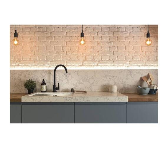 Alternate image of Abode Atlas Single Lever Kitchen Mixer Tap