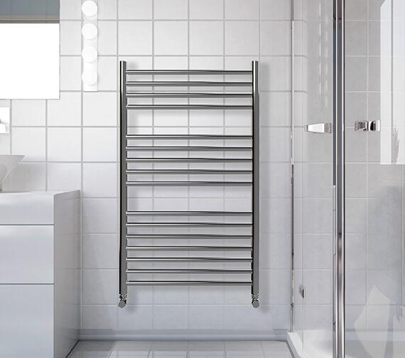 SBH Metric Square Electric Towel Radiator 600mm x 1000mm