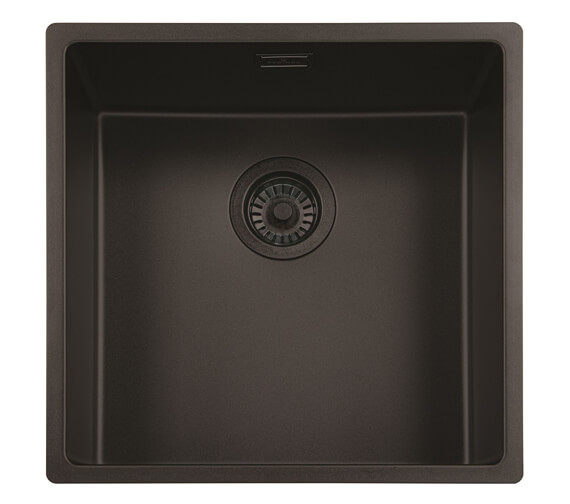 Reginox New York Jet Black Single Bowl Sink