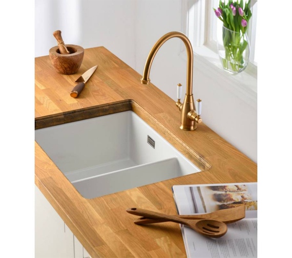 Alternate image of Abode Astbury Monobloc Kitchen Mixer Tap