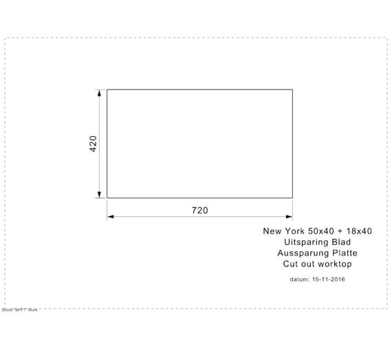 Technical drawing QS-V103449 / NEW YORK 18X40+34X40