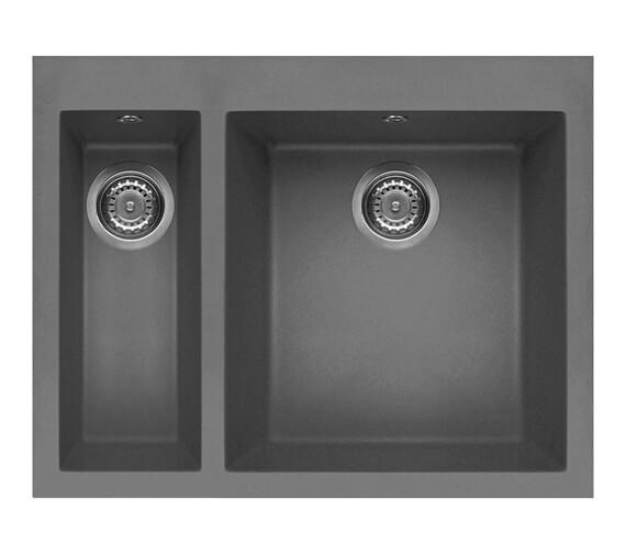 Additional image of Reginox Sinks  QUADRA 150 B T-WING
