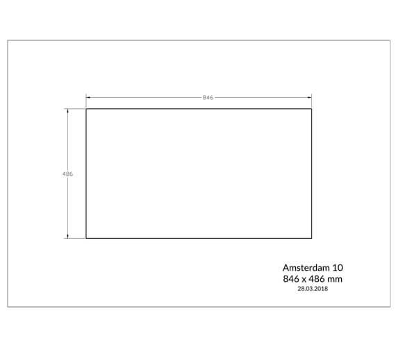 Additional image of Reginox Sinks  AMSTERDAM 10 BS