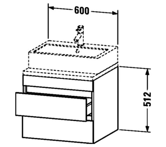 Technical drawing QS-V93920 / DS531501818