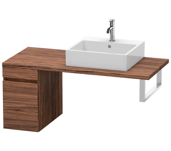 Duravit DuraStyle 548mm Depth Low Cabinet For Console With 1 Pull-Out Compartment