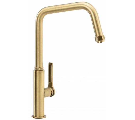 Additional image of Abode Hex Single Lever Kitchen Tap