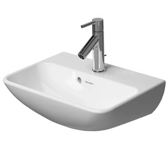 Duravit ME By Starck 450mm Wide Handrise Basin