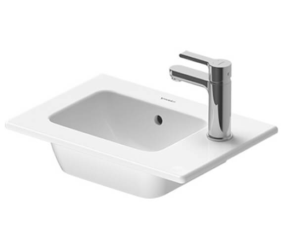 Additional image of Duravit ME by Starck 430 x 300mm Handrinse Basin